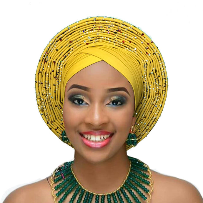 African  head wraps headband