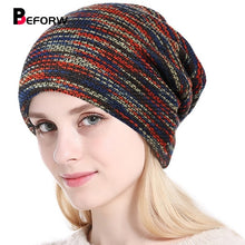 BEFORW 2019 New Unisex Knitted Beanie Hats