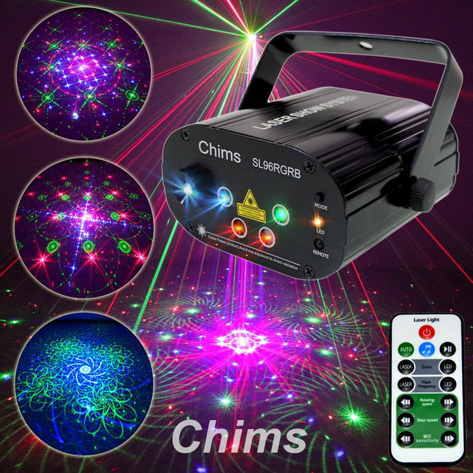 Stage Party Laser Light Projector