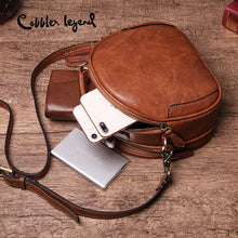 Leather Designer Casual  Crossbody Bag