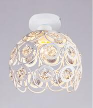 Crystal lamp restaurant Pendant lights