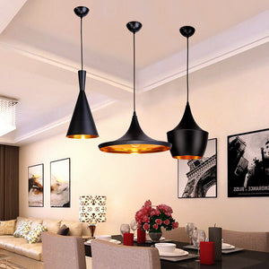 Tom Musical Instrument Hanging Pendant Lamp