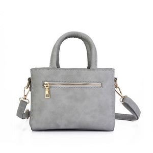 New Stitch  PU Leather small handbag