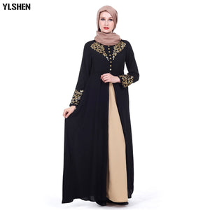 Maxi Dresses Ramadan Moslim Prayer Robe