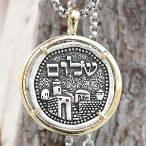 Holy Jerusalem Necklace