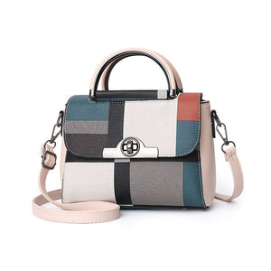 Multi-Color Shoulder Luxury Purse