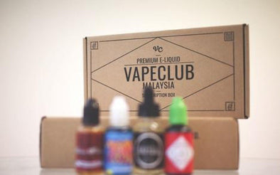 The World's Favourite Malaysian Vape Juices