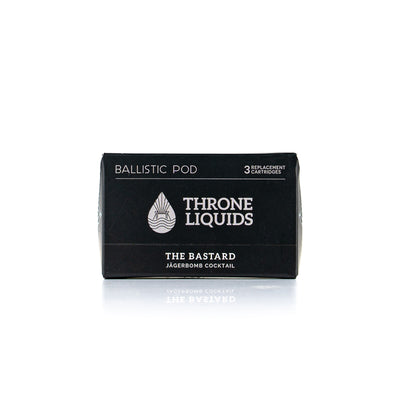 Ballistic Starter Kit WHITE - Throne Liquids