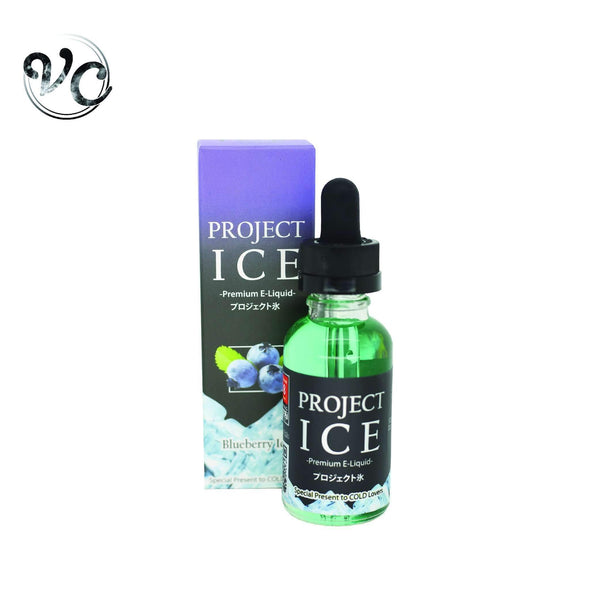 Project Ice Blueberry Ice