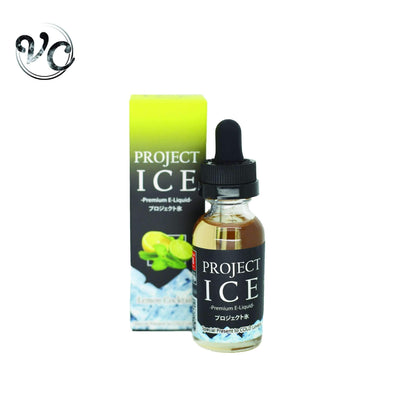 Project Ice Lemon Cocktail