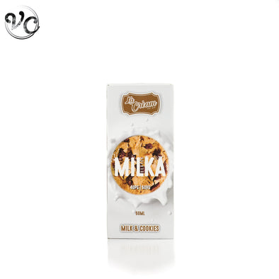 La Cream Milka - Milk & Cookies