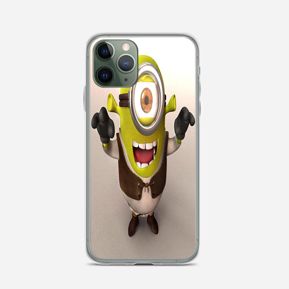 Funny Minion Wallpaper Shrek Iphone 11 Pro Max Case Casetumize