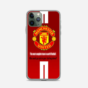 Manchester United Wallpapers Iphone 11 Pro Max Case Casetumize