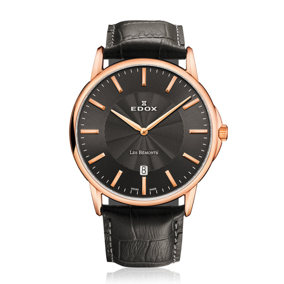 Edox, LES Bemonts Ultra Slim