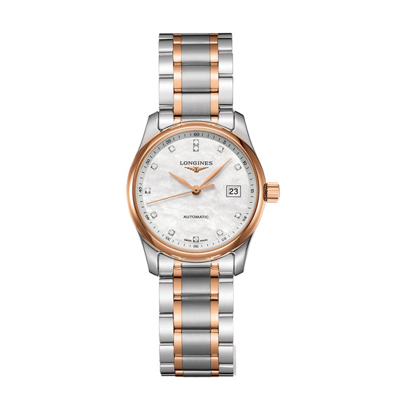 Longines Master Collection Mother of Pearl Dial Two-tone L22575897