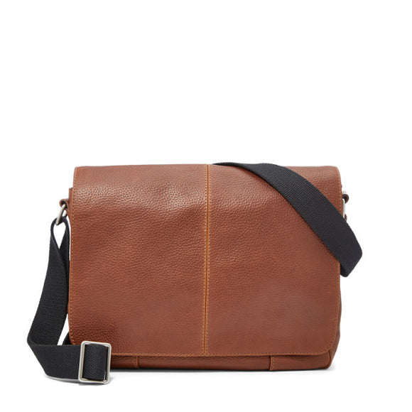 Fossil Mayfair City Cognac leather