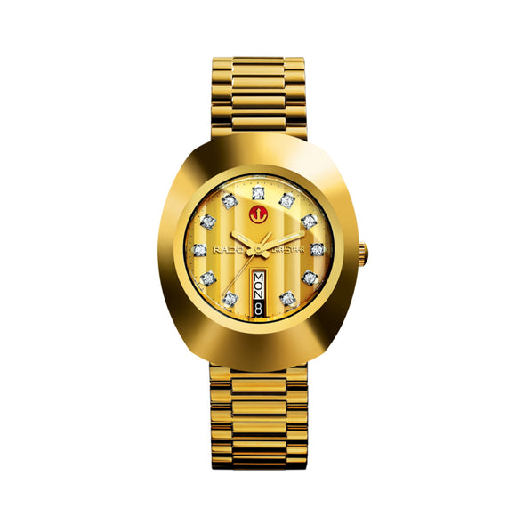 Rado Original Jubile Gold Automatic Watch