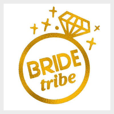 Bride Tribe Ring Bundle
