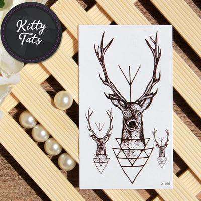 Stag and Triangles