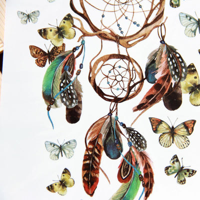 Autumn Dreamcatcher