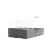 Activated Charcoal Facial & Body Bar