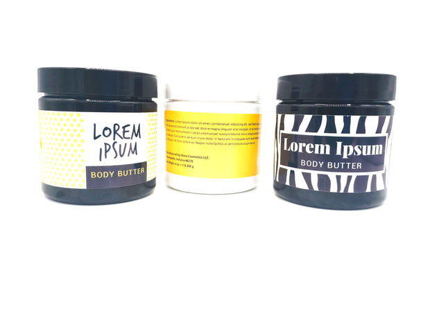 Custom Body Cream (4 oz.) Buy 1, Get 1 Free