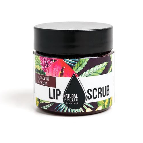 Coconut Cream Lip Scrub