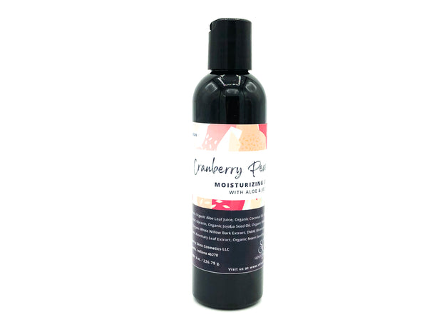 Cranberry Peach Vanilla Lotion