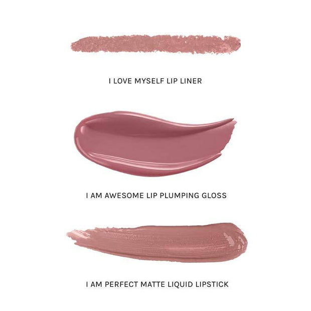 Deep Nude Lip Kit
