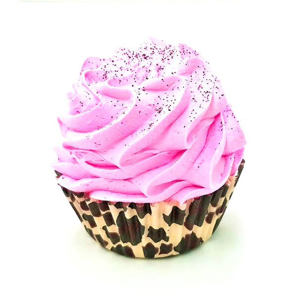 Naught Kitty Cupcake Bath Bomb