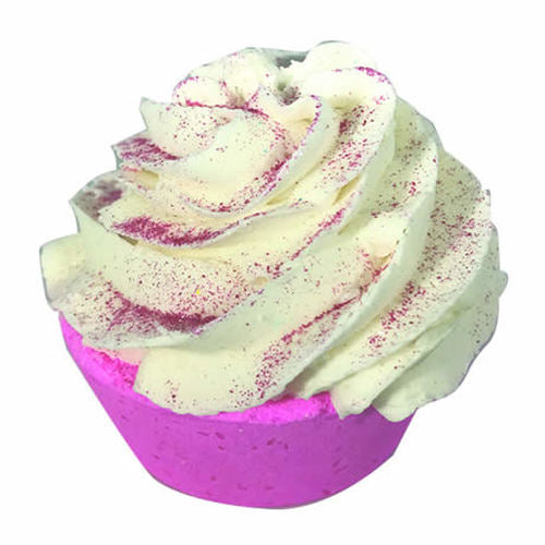 5 oz. Bath Bomb: Strawberry Milkshake