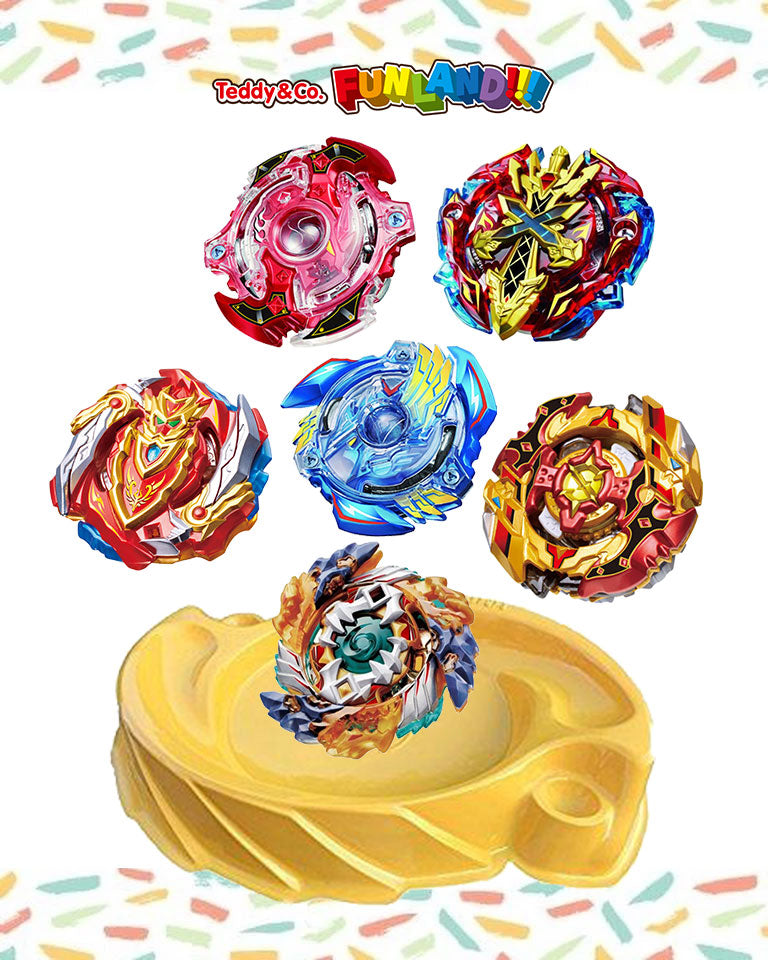 We have translated Beyblade language to (Parent) English for you 🙃