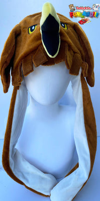 Animal Hats - Bunny Pop - Brown Falcon