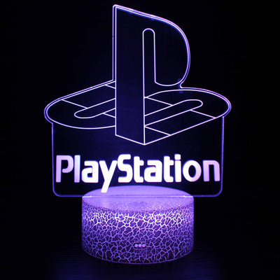 3D Lamps - PLAYSTATION
