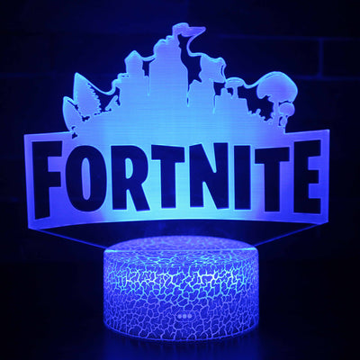 3D Lamps - FORTNITE 2