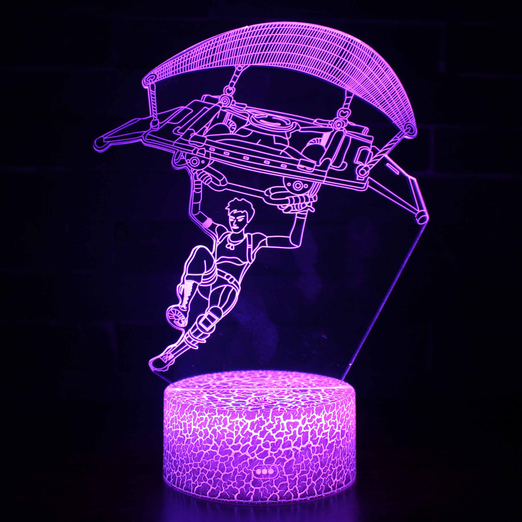 3D lamp fortnite