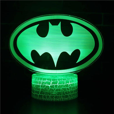 3D lamp batman