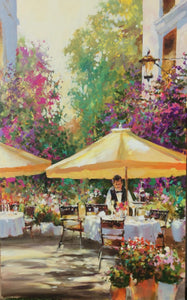 The Secret Garden by Brent Heighton