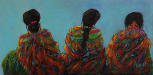 My Girls by Marilyn Hurst