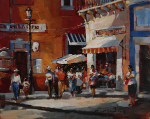 Waiting for 4:15 maybe 4:35 by Brent Heighton