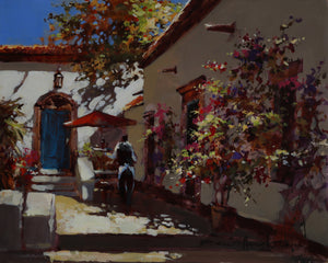 The Waiter by Brent Heighton