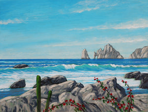 Cabo View by Chris MacClure