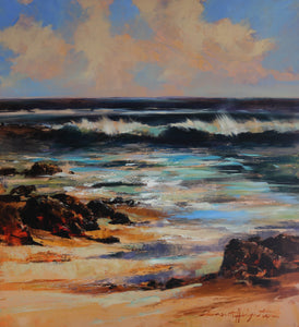 East Cape Magic by Brent Heighton