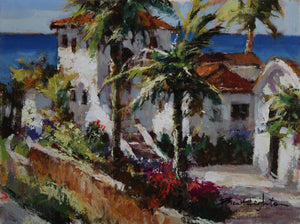 Villa by the Sea by Brent Heighton