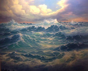 Sea of Dreams by Jonn Einerssen