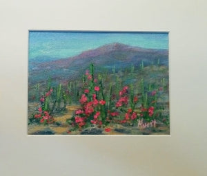 Desert A-Bloomin by Marilyn Hurst