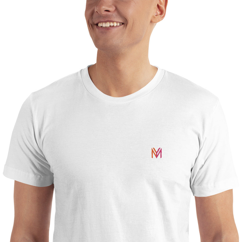 Small Logo Embroidered T-Shirt