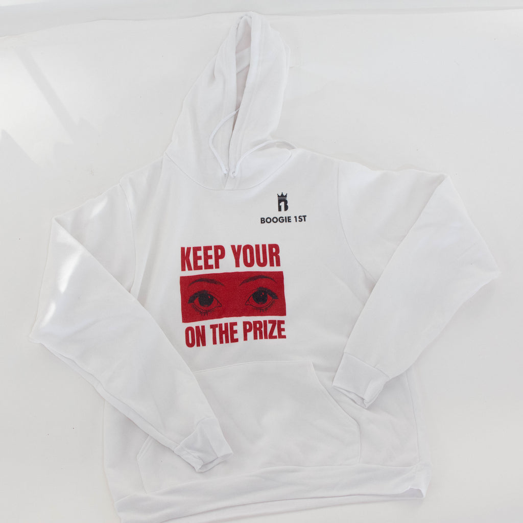 Eyes On The Prize Unisex Hoodie