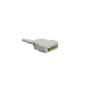 Compatible Marquette EKG Trunk Cable 22341808 10 Or 12 Leads IEC European Standard 15Pins Connector - sinokmed