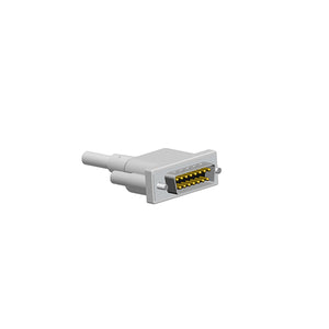 Compatible Philips EKG 10 Leadwires IEC European Standard Banana Connector - sinokmed